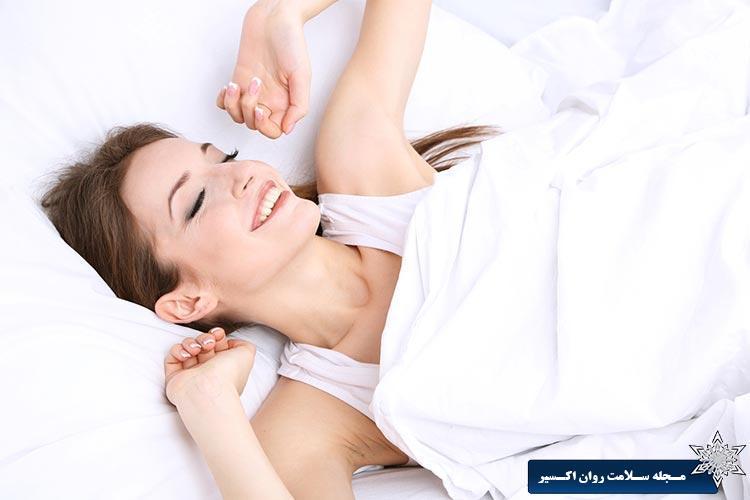 راه هایی برای بهبود خواب