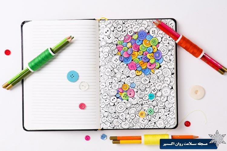 فعالیت های خلاقانه
