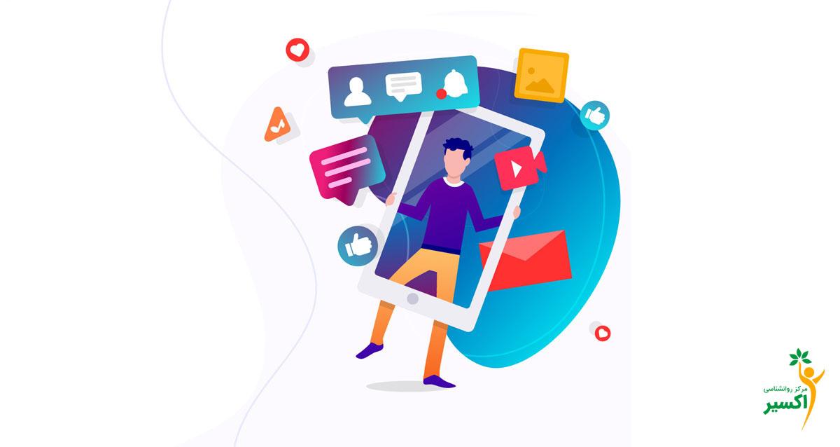 در شبکه های اجتماعی دوستان شما بیشتر از شما محبوبند!