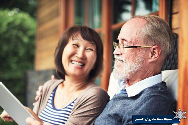 داشتن شریک شاد ، به سلامت شما کمک می کند
