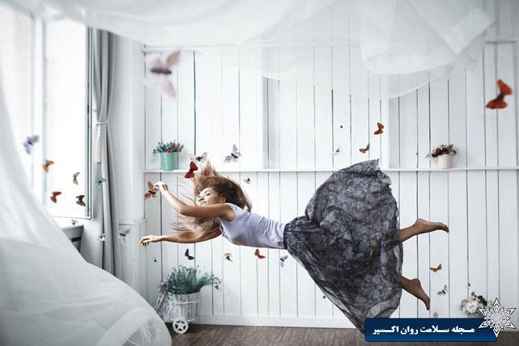 تعبیر 9 خواب رایج و رویاها