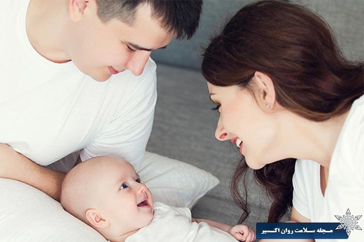نقش صحبت کردن با کودک در رشد زبانی او
