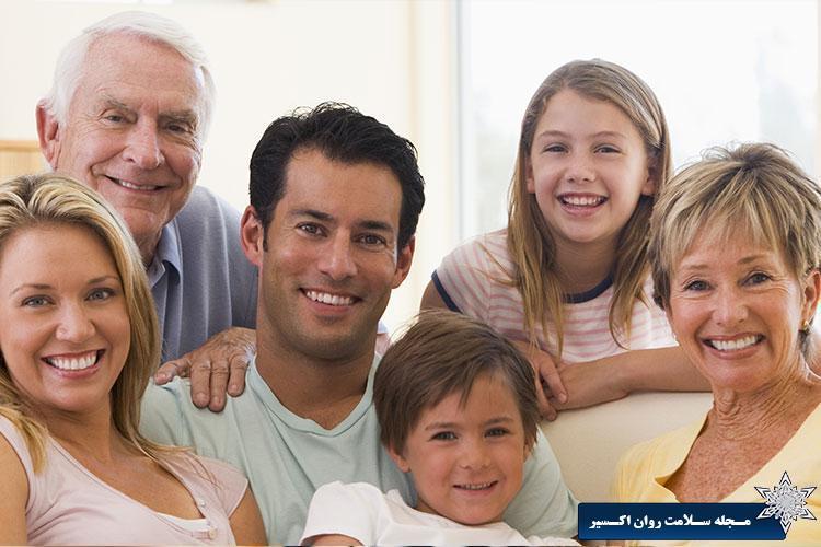 آیا خانواده همسر حق دخالت دارد؟