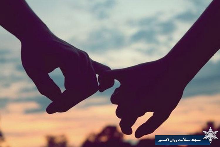 تفاوت دوست داشتن با عشق