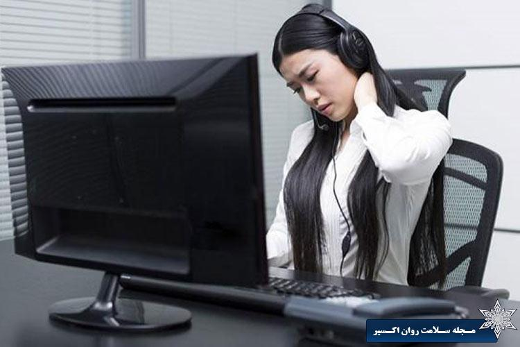 مدیریت زمان برای کاهش استرس شغلی