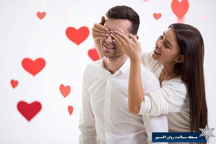 اظهار عشق