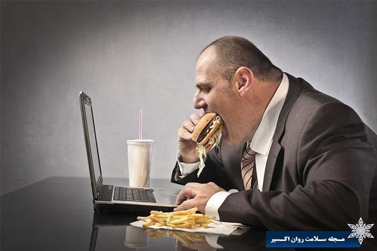 عوامل روانی اجتماعی کنترل وزن