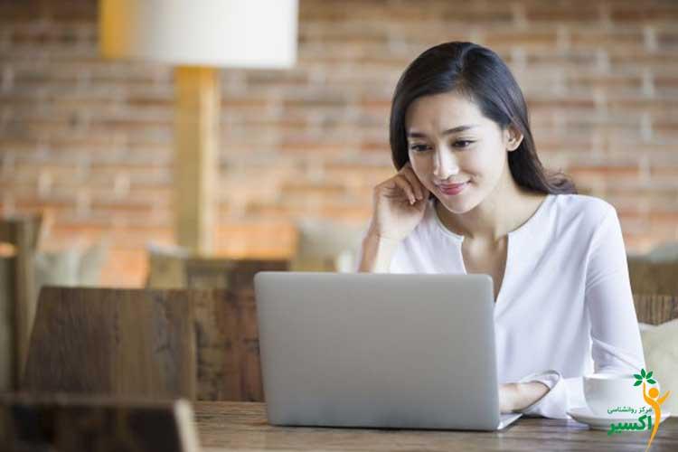انواع مزایای مشاوره روانشناسی آنلاین