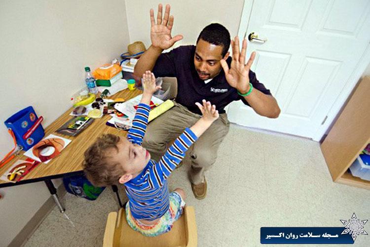 رفتار درمانی کودکان و بزرگسالان