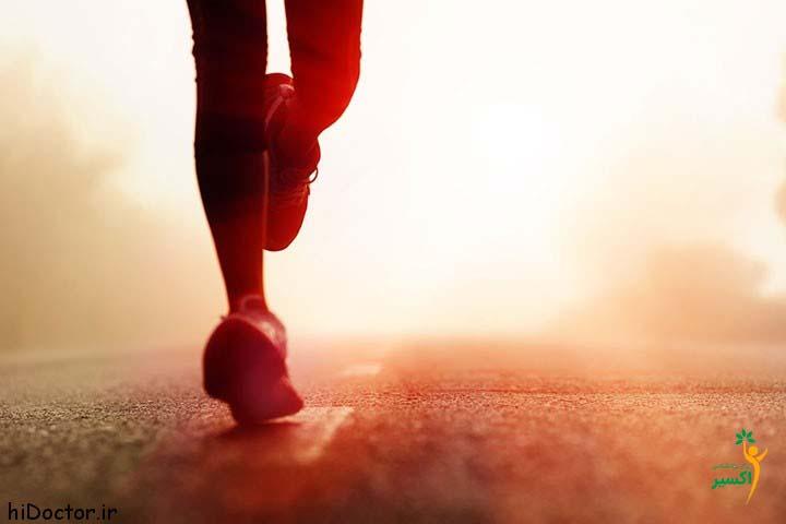 حفظ انگیزه در مسیر ورزش