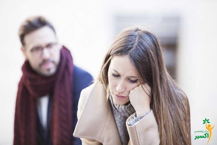 روانشناسی خیانت زن و مرد