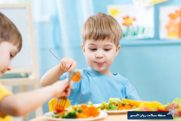 بهداشت و سلامت کودکان