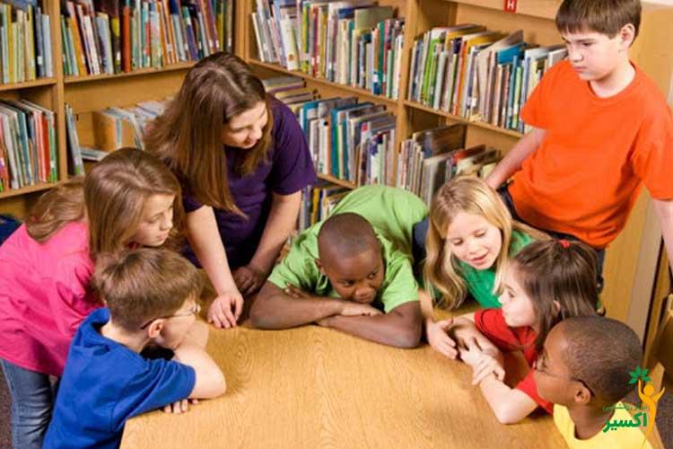 گروه درمانی کودک
