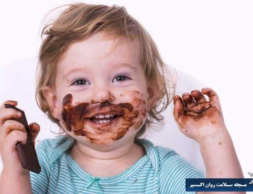 """""""همین الان شکلات می خوام"""" آیا کمبود شکلات دارید یا مواد مغذی؟"""