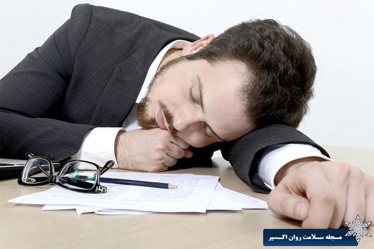 درمان خستگی مزمن
