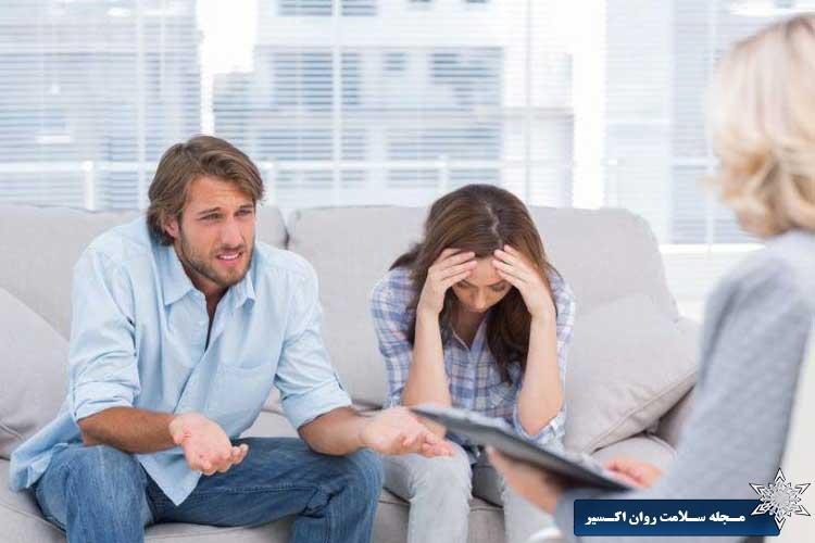 زوج درمانی