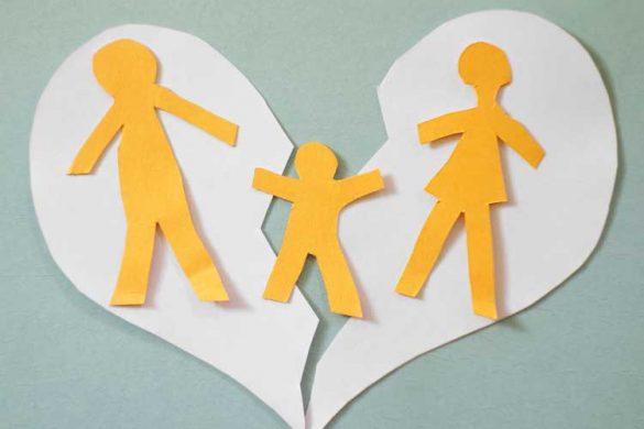 کارهایی که والدین هنگام طلاق باید انجام دهند