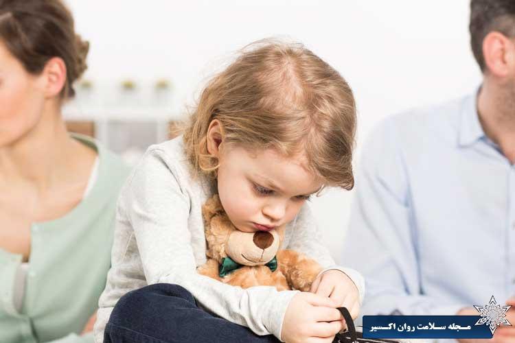 طلاق از دیدگاه کودکان و نوجوانان