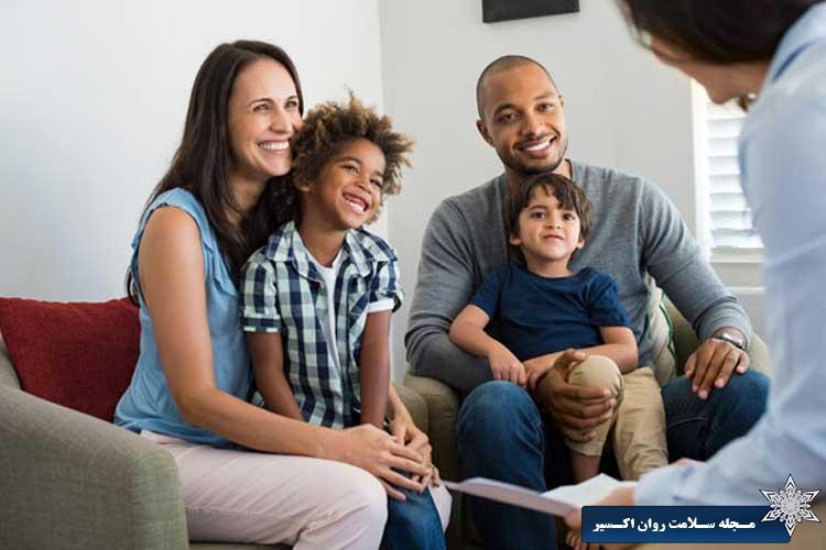 آموزش ارتباطات در خانواده درمانی