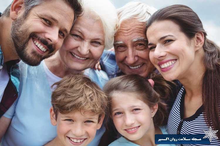 ویژگی های خانواده درمانی