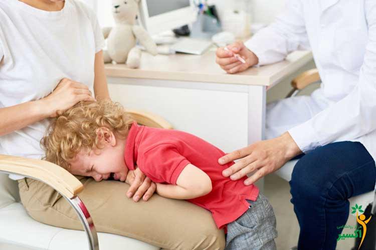 پزشک هراسی در کودکان