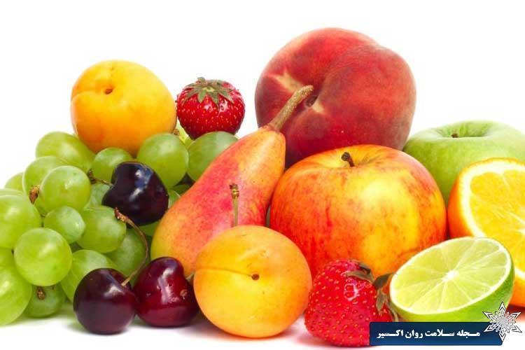 میوه در کاهش وزن