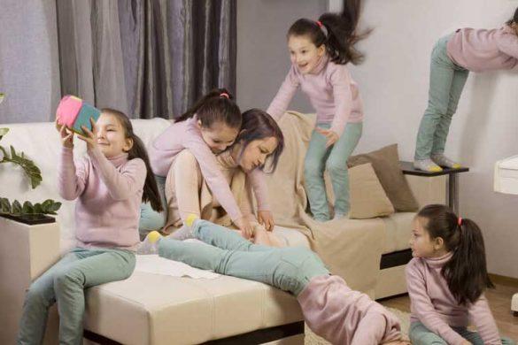 درمان بیش فعالی کودکان