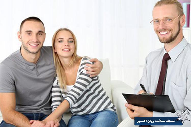 چگونه برای زوج درمانی آماده شویم