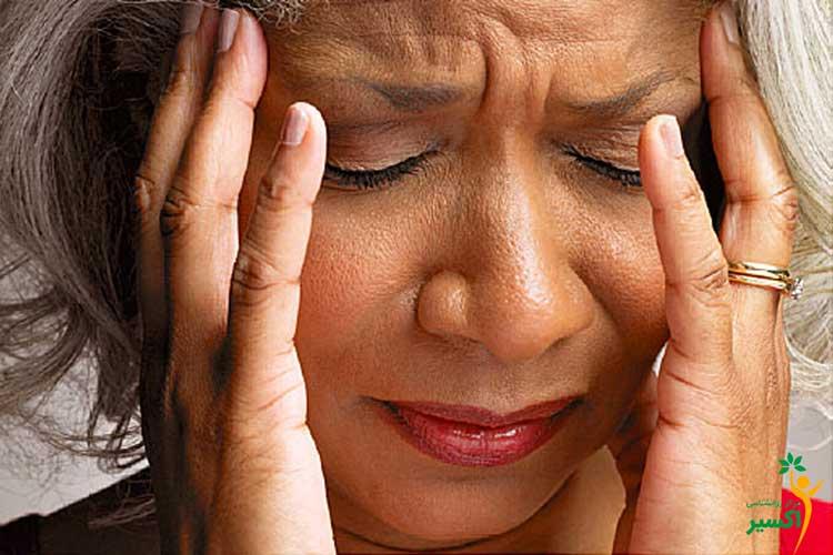 علائم جسمانی افسردگی در افراد