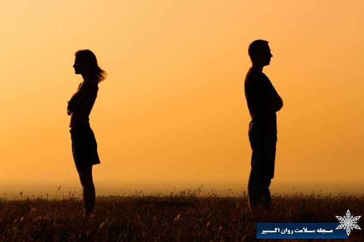خراب کردن رابطه در دلبستگی اجتنابی