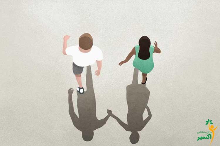 طلاق و فروپاشی زندگی