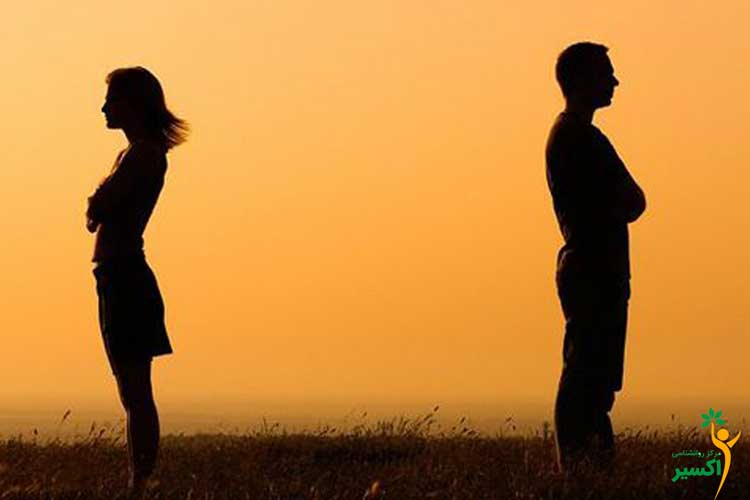فروپاشی زندگی مشترک