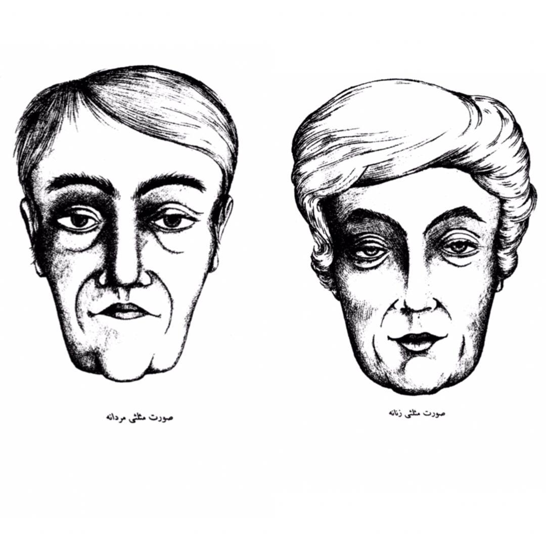 چهره شناسی مثلثی