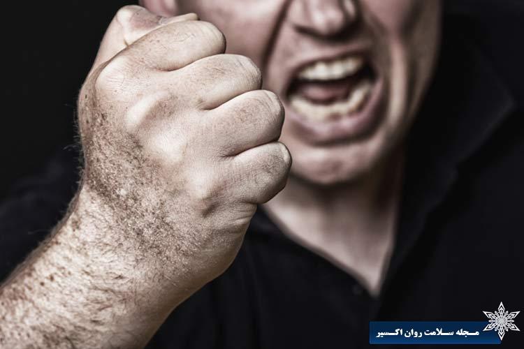 5 قانون مهار خشم