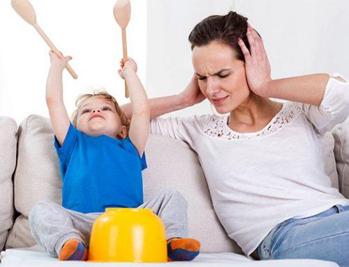 تست آنلاین ویژه والدین کودکان بیش فعال
