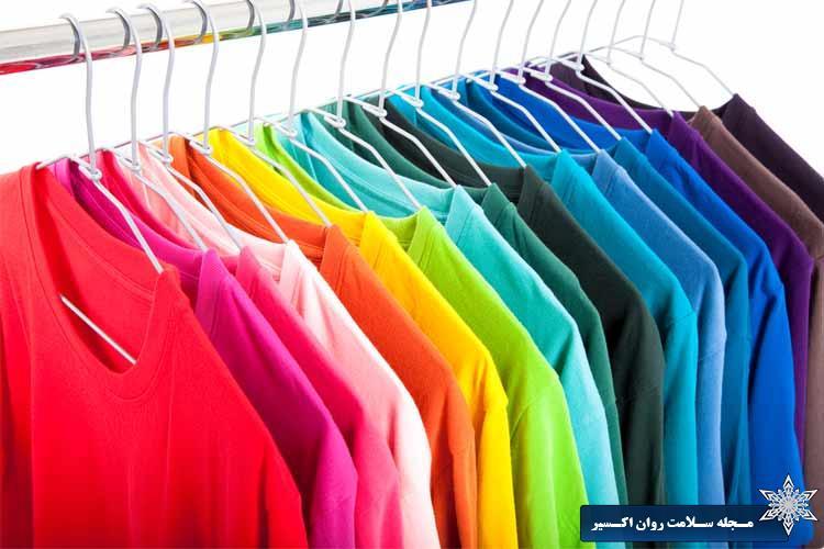 لباسها میتوانند سرپناهی برای ما فراهم آورند