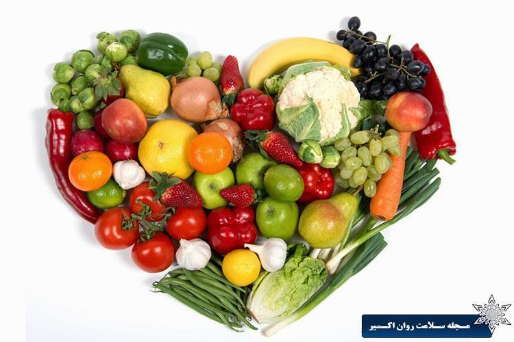 غذاهای آرامش دهنده