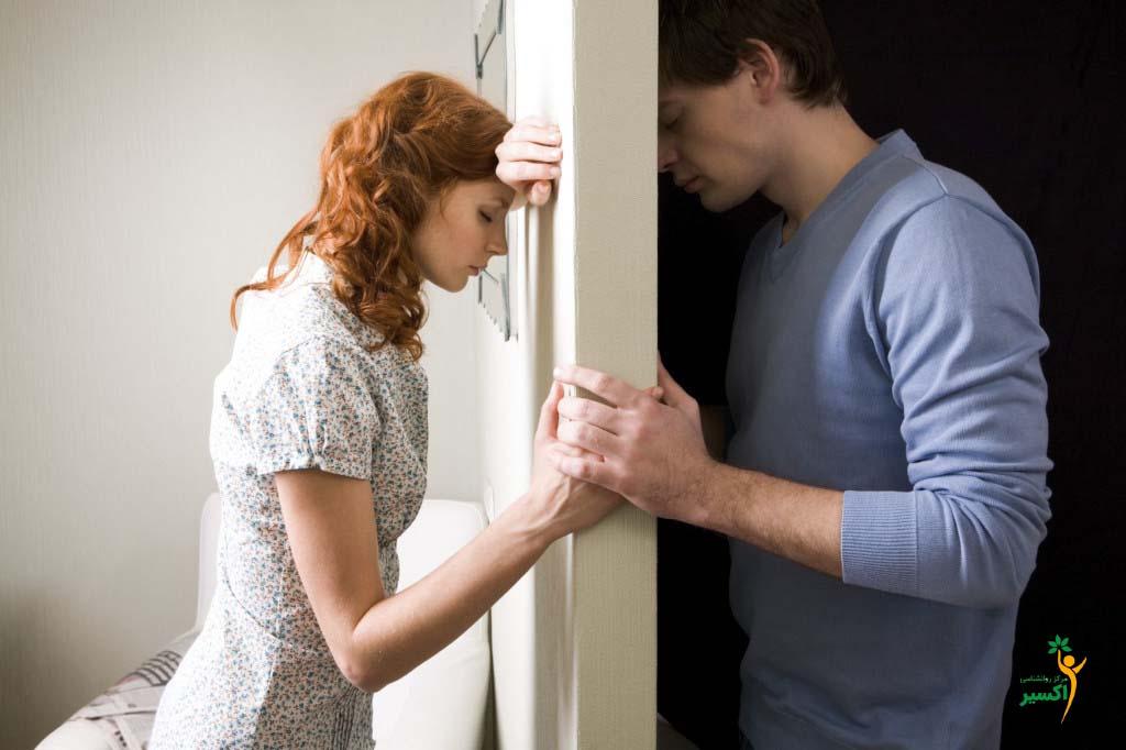 خشم در تعارضات زناشویی