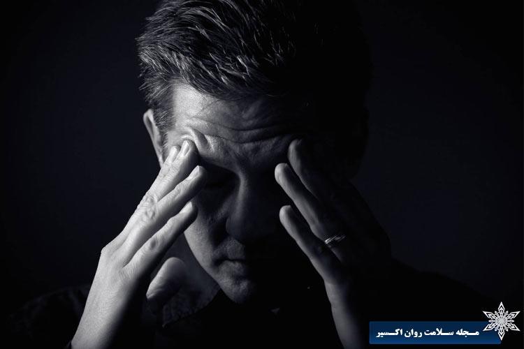 علائم جسمانی افسردگی
