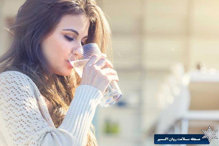 مزایای نوشیدن آب
