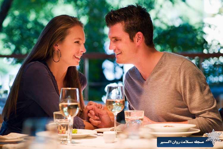 مهارت های ارتباطی با همسر