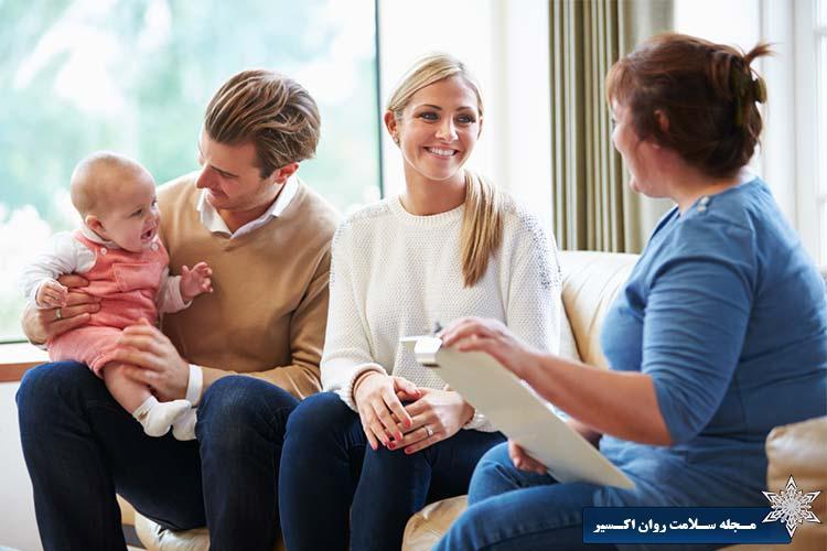 کلینیک مشاوره خانواده در تهران
