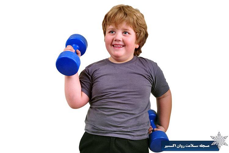 نقش ورزش مناسب در حفظ وزن سالم ضروری است