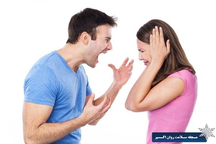 بددهنی همسر و فحاشی شوهر