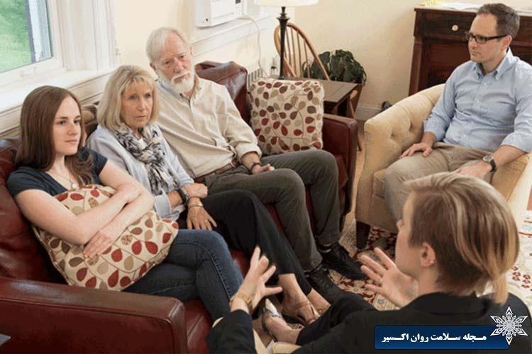 برخی از دلایل دیگری که می توان از مشاوره خانواده استفاده کرد