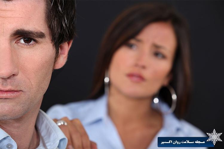 علت تعارض همسران