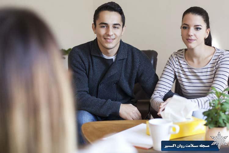 نتایج مثبت مشاوره خانواده