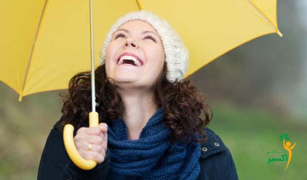 رسیدن به شادی واقعی در افسردگی