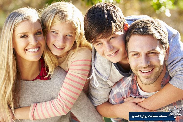 چگونه خانواده خود را خوشحال کنید