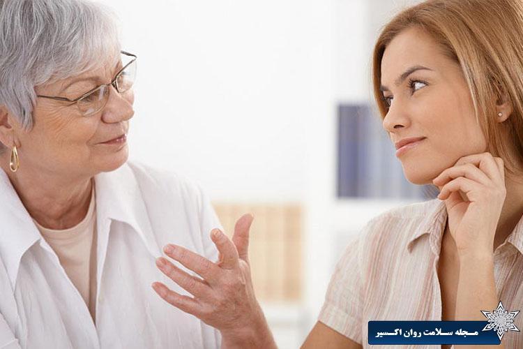 در پایان روز با اعضای خانواده خود صحبت کنید.